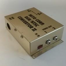 RGB/NTSC Converter