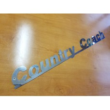 Country Coach Emblem