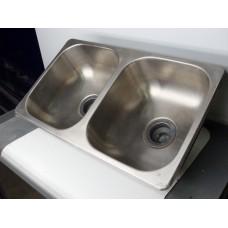 Dual Bowl Sink