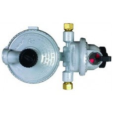 High Flow Automatic Changeover Regulator