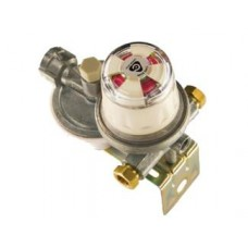 Propane Regulator with Shutoff Valve