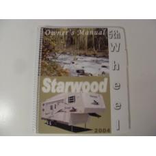 2004 McKenzie Starwood Manual