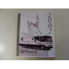 2002 Monaco Monarch Manual