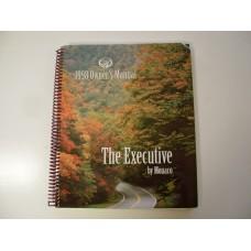 1998 Monaco Executive Manual