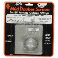 JCJ M-500 Mud Dauber Screen for RV furnace