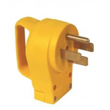 50A Power Cord Male Plug
