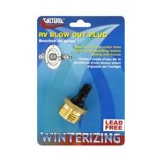 Water Blow Out Plug