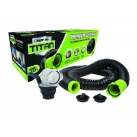 TITAN Premium Sewer Hose Kit