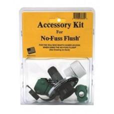 No-Fuss Flush Accessory Kit